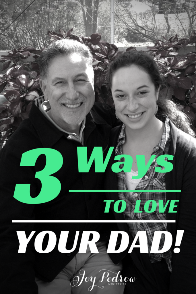 HOW TO LOVE DAD THIS FATHER'S DAY