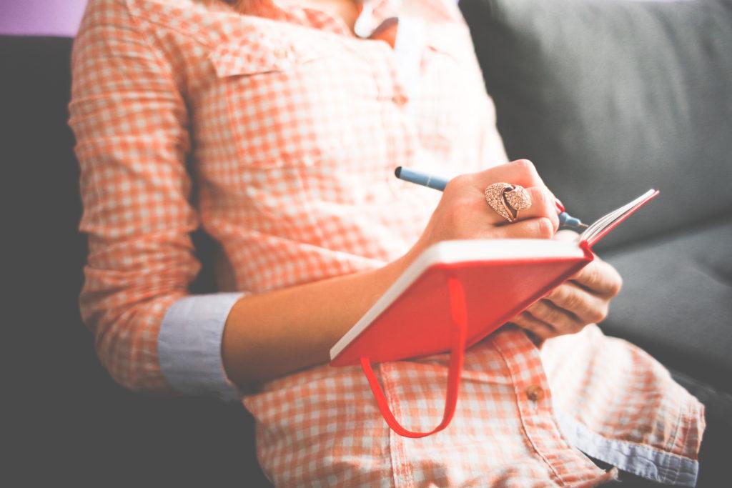 Why journal? _ JoyPedrow.com