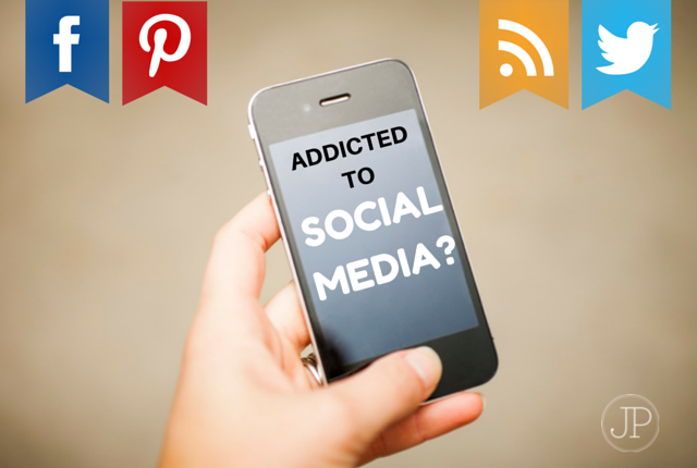 Addicted to social media?