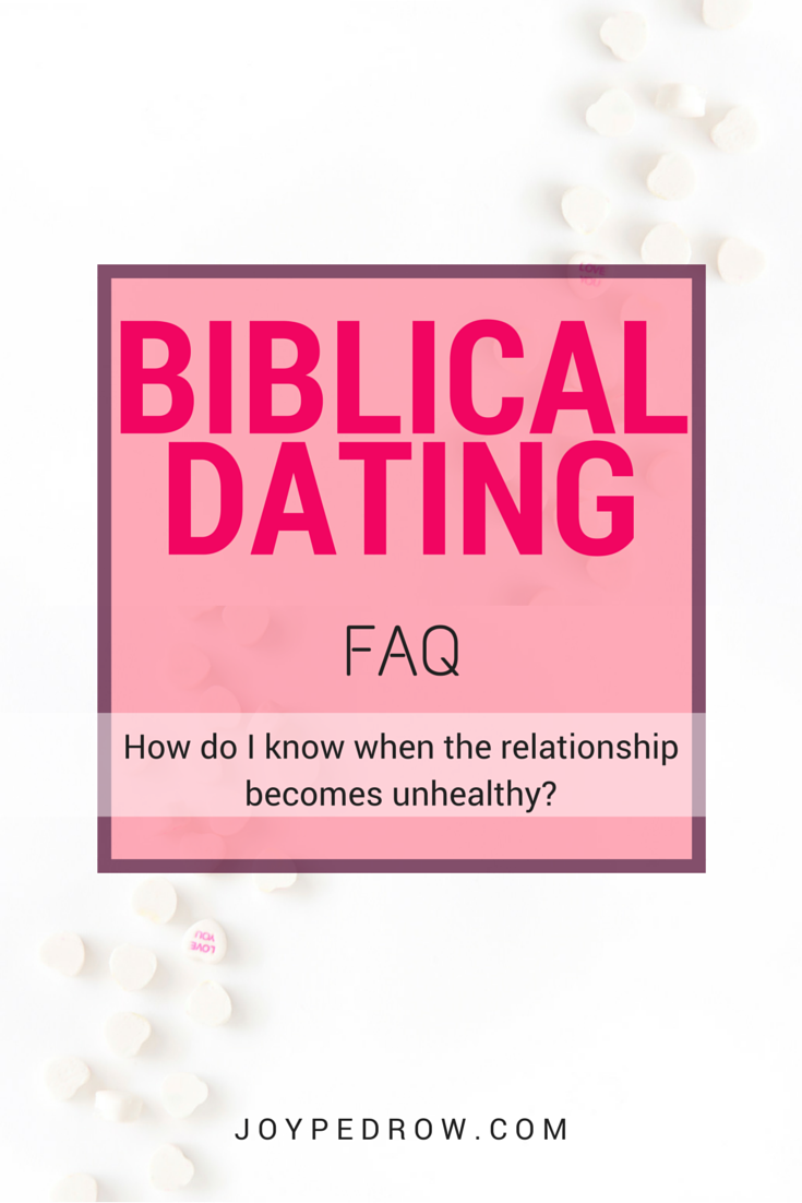 Christian dating red flags