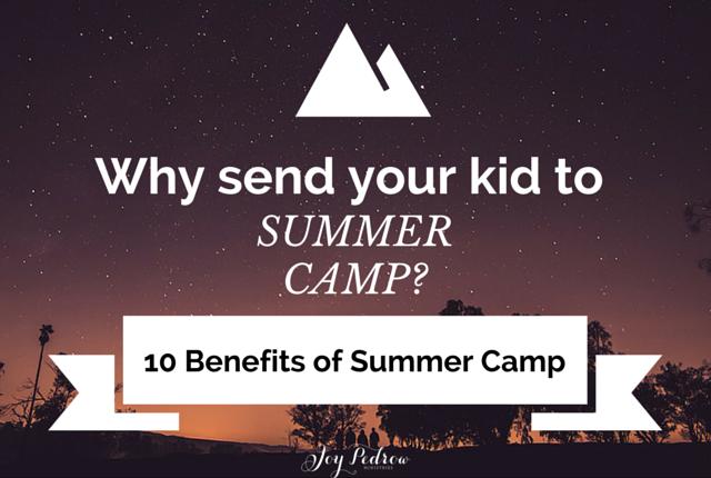 Christian summer camp