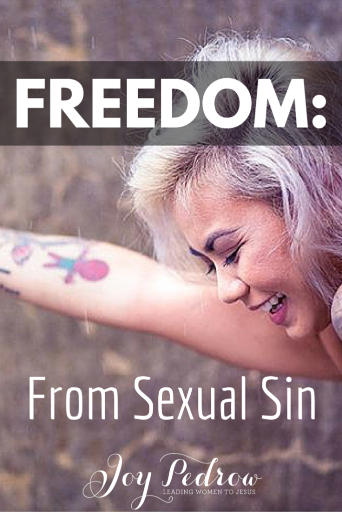 FREEDOM: From Sexual Sin