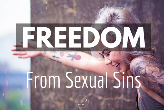 FREEDOM_ FROM SEXUAL SINS
