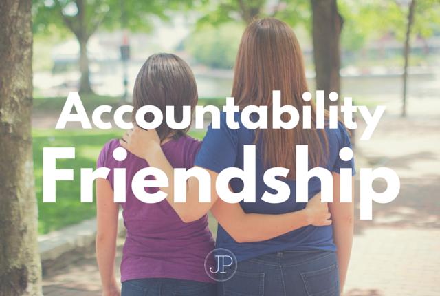 Accountability Friendship