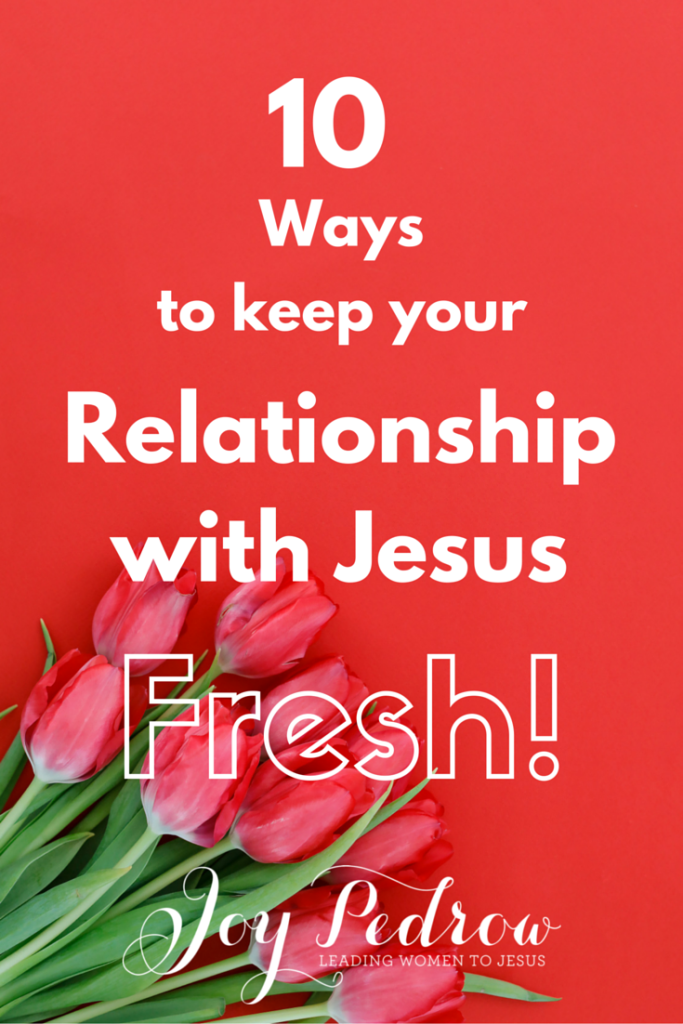 Keep Your Relationship Fresh