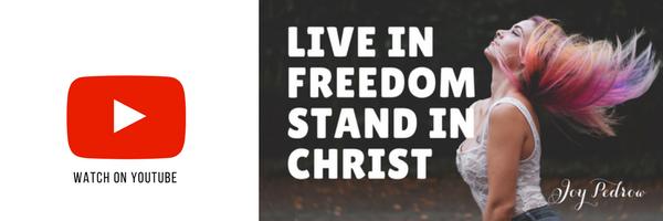 Galatians 5:1 Sermon Joy Skarka