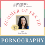 New Podcast Episode: Summer of Sex Ed: Pornography